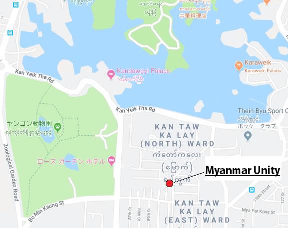 MyanmarUnityMap
