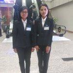 島根県のビルクリーニング業に配属予定の技能実習生が2名ミャンマーから出国しました