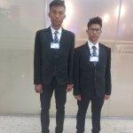東京都の型枠施工業に配属予定の技能実習生が2名ミャンマーから出国しました