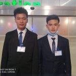 茨城県の塗装業に配属予定の技能実習生が2名ミャンマーから出国しました