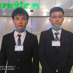 茨城県のプラスチック成形業に配属予定の技能実習生が2名ミャンマーから出国しました